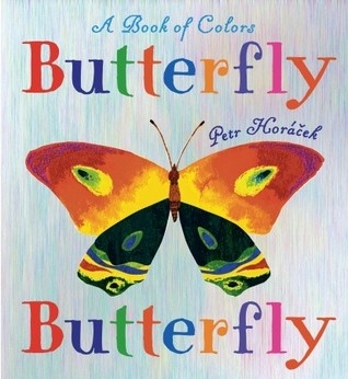 Cover picture- Butterfly Butterfly a book of colors